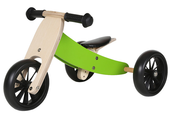 Smart bike 4in1 groen