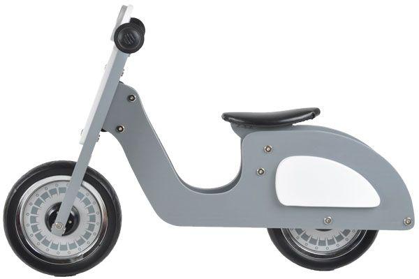 Italian rider grijs