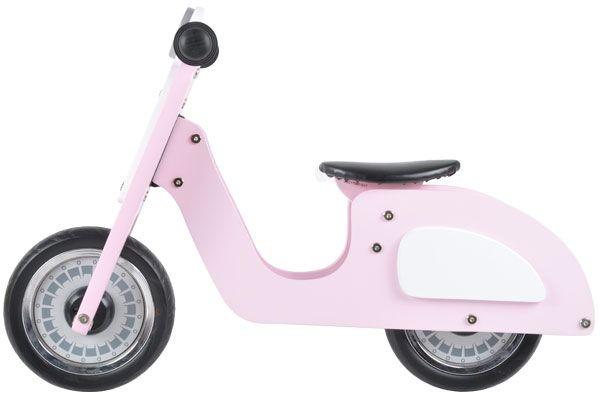 Italian rider roze