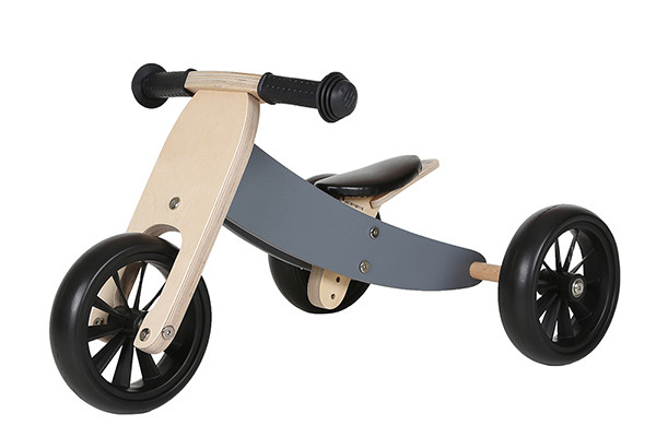 Smart bike 4in1 grijs