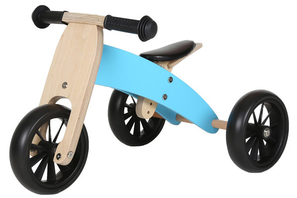 Smart bike 4in1 blauw