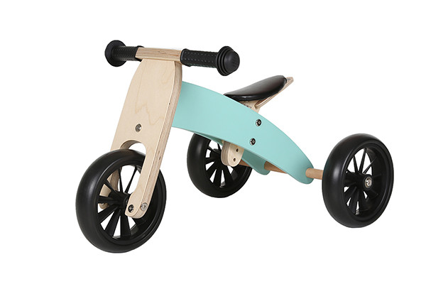 Smart bike 4in1 mint groen