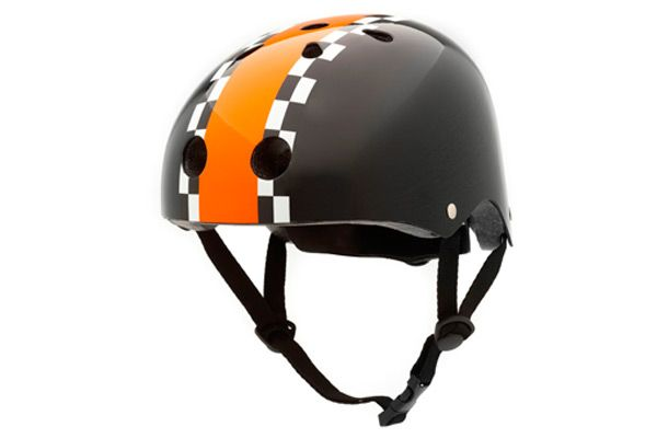 Helm Dutch black racing