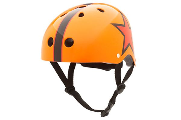 Helm Orange star
