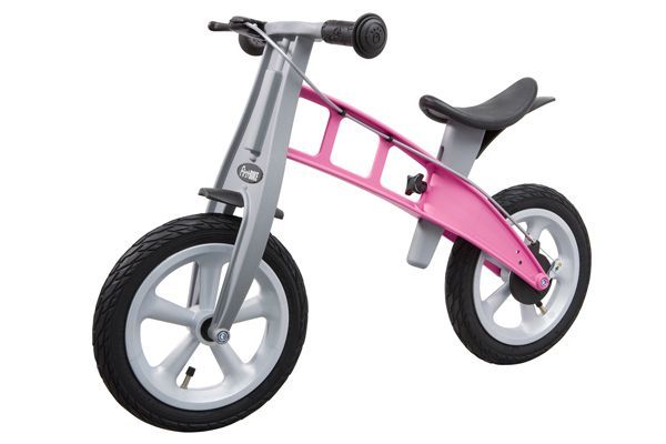FirstBike - Street roze handrem