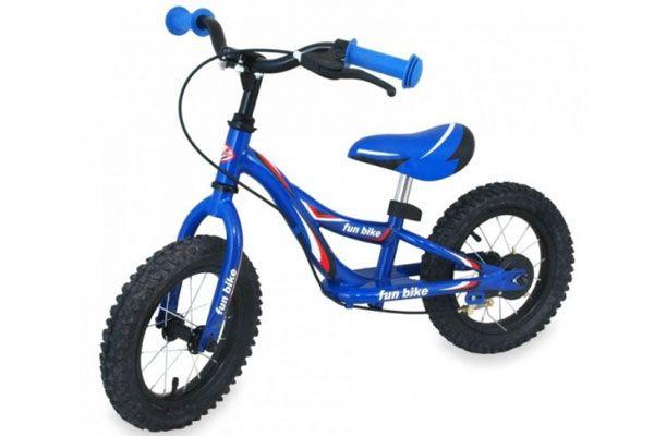 Funbike blauw