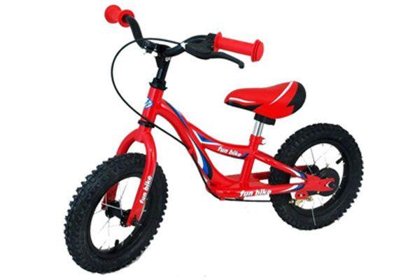 Funbike rood