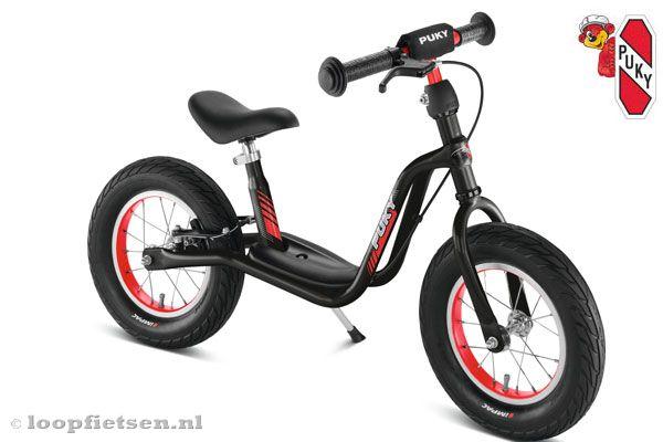 De Luxe zwart - rood