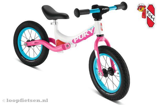 LR Ride roze - blauw