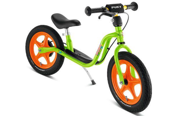 Racer met handrem groen - oranje