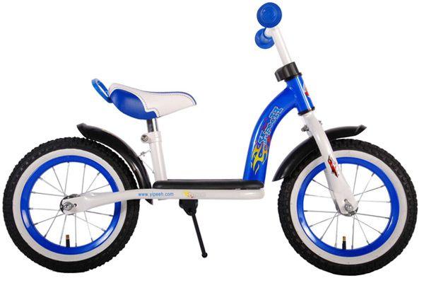 Thombike blauw