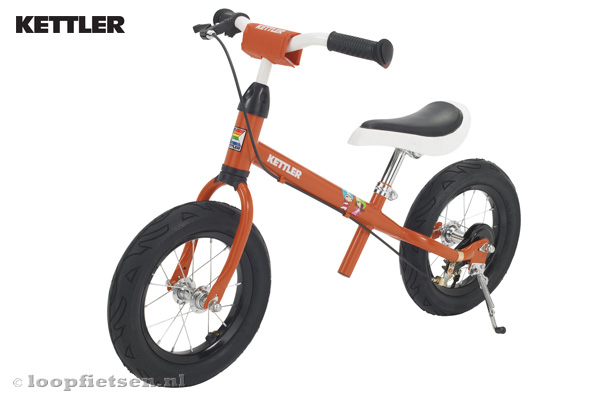 Kettler loopfiets Orange Air.